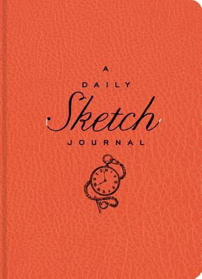 The Daily Sketch Journal (Red) - Sterling Publishing Company