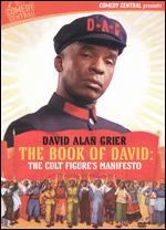 The David Alan Grier: The Book of David - The Cult Figure's Manifesto -