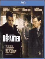 The Departed [Includes Digital Copy] [UltraViolet] [Blu-ray] - Martin Scorsese
