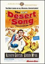 The Desert Song - Robert Florey