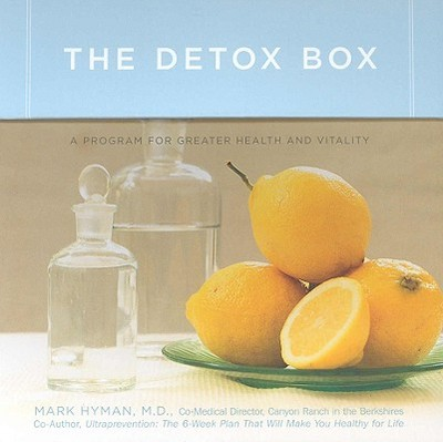 The Detox Box: A Program for Greater Health and Vitality - Hyman, Mark