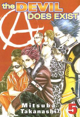 The Devil Does Exist - Mitsuba, Takanashi
