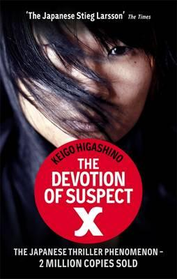 The Devotion of Suspect X - Higashino, Keigo