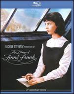 The Diary of Anne Frank [50th Anniversary Edition] [Blu-ray]