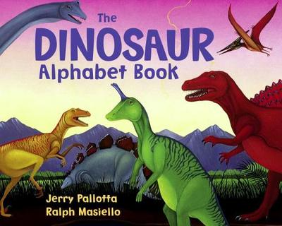 The Dinosaur Alphabet Book - Pallotta, Jerry