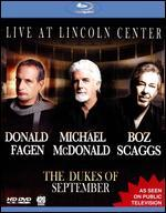 The Dukes of September: Live from Lincoln Center [Blu-ray]
