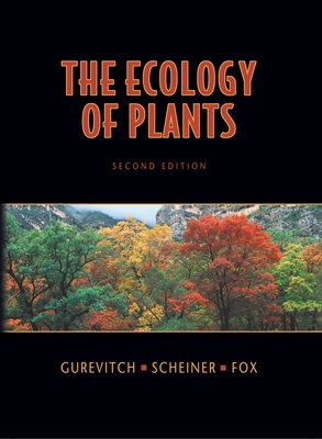 The Ecology of Plants - Gurevitch, Jessica