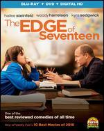 The Edge of Seventeen [Includes Digital Copy] [UltraViolet] [Blu-ray/DVD] [2 Discs]