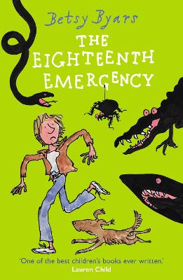 The Eighteenth Emergency - Byars, Betsy