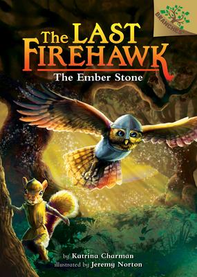 The Ember Stone: A Branches Book (the Last Firehawk #1) - Charman, Katrina