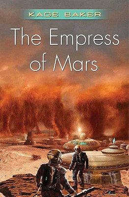 The Empress of Mars - Baker, Kage