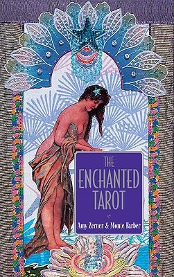 The Enchanted Tarot: Book and Tarot Deck - Zerner, Amy