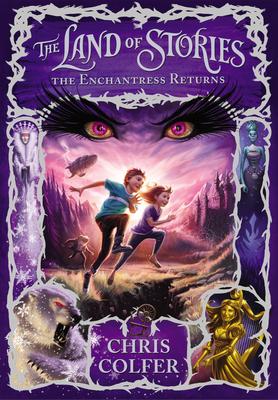 The Enchantress Returns - Colfer, Chris