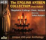 The English Anthem Collection from Oxford - Magdalen College Choir, Oxford (choir, chorus); John Harper (conductor)