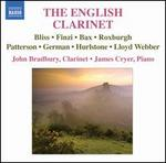 The English Clarinet - James Cryer (piano); John Bradbury (clarinet)