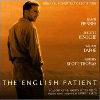 The English Patient - Gabriel Yared/Original Soundtrack