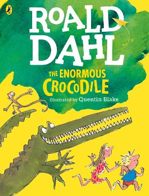The Enormous Crocodile - Dahl, Roald
