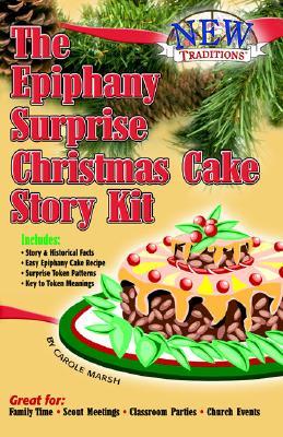 The Epiphany Surprise Christmas Cake Story Kit - Marsh, Carole