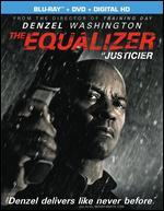 The Equalizer [Bilingual] [Blu-ray/DVD]