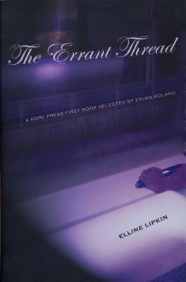 The Errant Thread - Lipkin, Elline