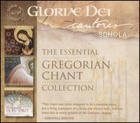 The Essential Gregorian Chant Collection - Amanda Dawn Ortolani (cantor); Gloriae Dei Cantores; Jacob Witter (cantor); James Jordan (cantor); Joel Sweet (cantor);...