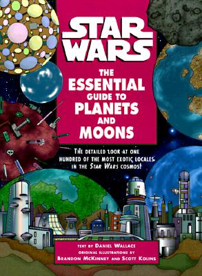 The Essential Guide to Planets and Moons - Wallace, Daniel (Introduction by)