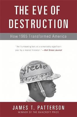 The Eve of Destruction: How 1965 Transformed America - Patterson, James T