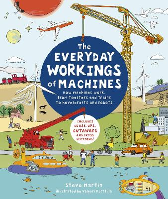 The Everyday Workings of Machines - Martin, Steve