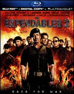 The Expendables 2 [Blu-ray] [Includes Digital Copy] [UltraViolet] - Simon West