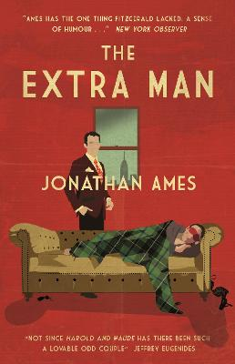 The Extra Man - Ames, Jonathan