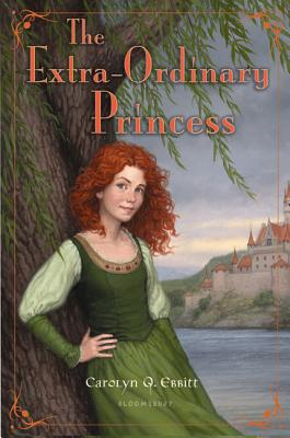 The Extra-Ordinary Princess - Ebbitt, Carolyn Q
