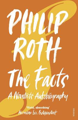 The Facts: A Novelist's Autobiography - Roth, Philip