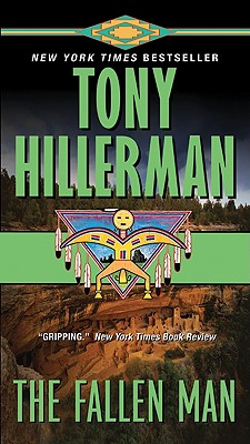 The Fallen Man - Hillerman, Tony