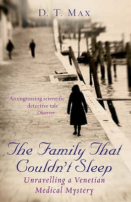 The Family That Couldn't Sleep - Max, D. T.