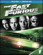 The Fast and the Furious: With Movie Reward [Includes Digital Copy] [UltraViolet] [Blu-ray] [2 Discs]