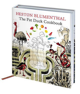 The Fat Duck Cookbook - Blumenthal, Heston