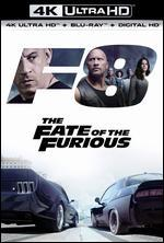 The Fate of the Furious [Includes Digital Copy] [4K Ultra HD Blu-ray/Blu-ray]