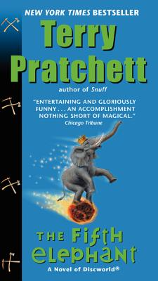 The Fifth Elephant - Pratchett, Terry