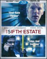 The Fifth Estate [2 Discs] [Includes Digital Copy] [Blu-ray/DVD] - Bill Condon