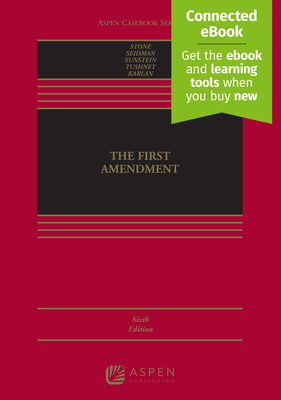 The First Amendment - Stone, Geoffrey R, and Seidman, Louis M, and Sunstein, Cass R