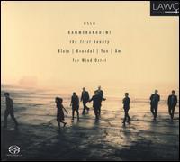 The first beauty for Wind Octet - Alessandro Caprotti (bassoon); Andjei Maevski (clarinet); David Friedemann Strunck (oboe); Fredrik Fors (clarinet);...