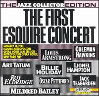 The First Esquire Concert - Various Artists