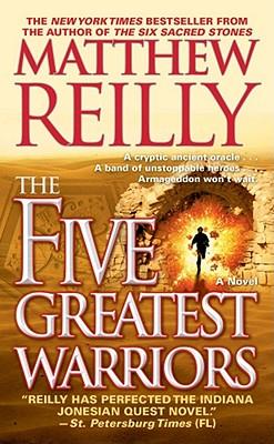 The Five Greatest Warriors, 3 - Reilly, Matthew