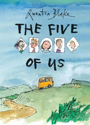 The Five of Us - Blake, Quentin