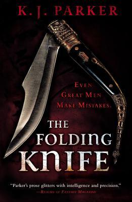 The Folding Knife - Parker, K J