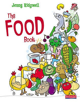 The Food Book - Ridgwell, Jenny