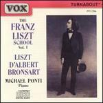 The Franz Liszt School, Vol. 1