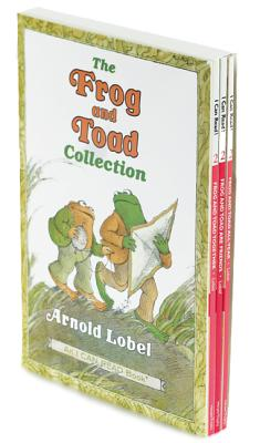 The Frog and Toad Collection Box Set: Includes 3 Favorite Frog and Toad Stories! -
