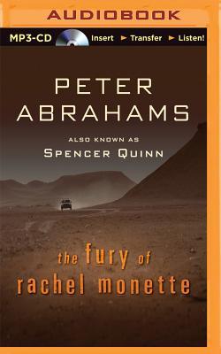 The Fury of Rachel Monette - Abrahams, Peter