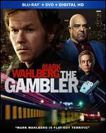 The Gambler [2 Discs] [Includes Digital Copy] [Blu-ray/DVD]